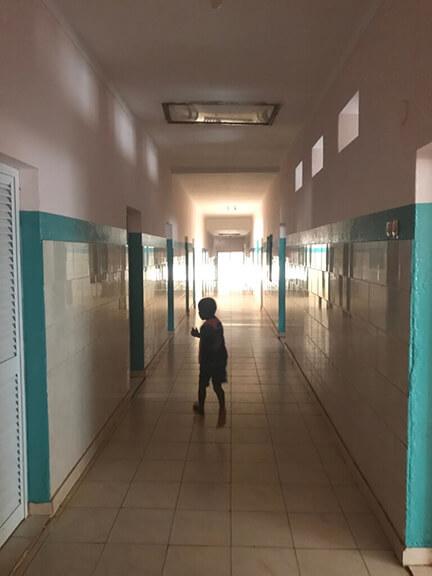 Hospital Tiempos De Esperanza
